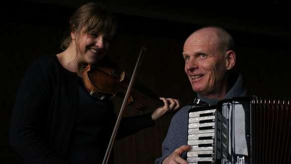 Jorun Marie Kvernberg og Gabriel Flitflet